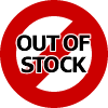 Product out of stock