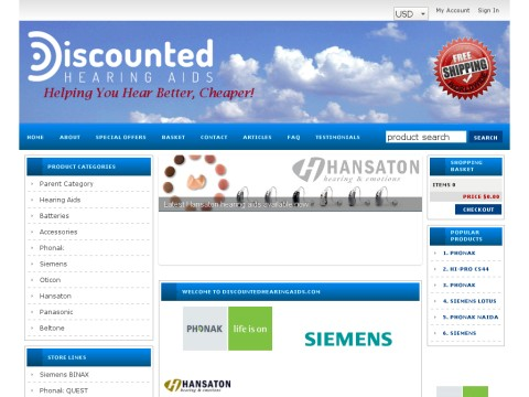 Discounted Hearing Aids Buy Online And Save
