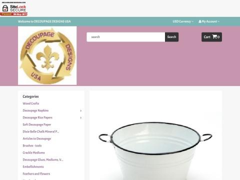 Decoupage Designs Usa Home Page