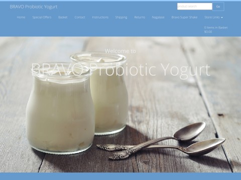 BRAVO Probiotic Yogurt - Probiotics - Rerum