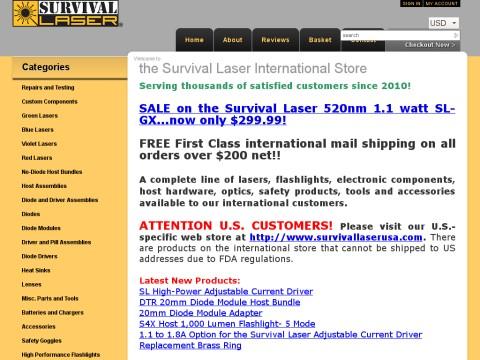 www.survivallaser.com