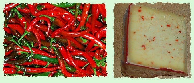 Chilli cheese