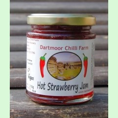 Hot Strawberry Jam