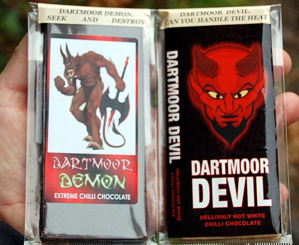 devil and demon bars