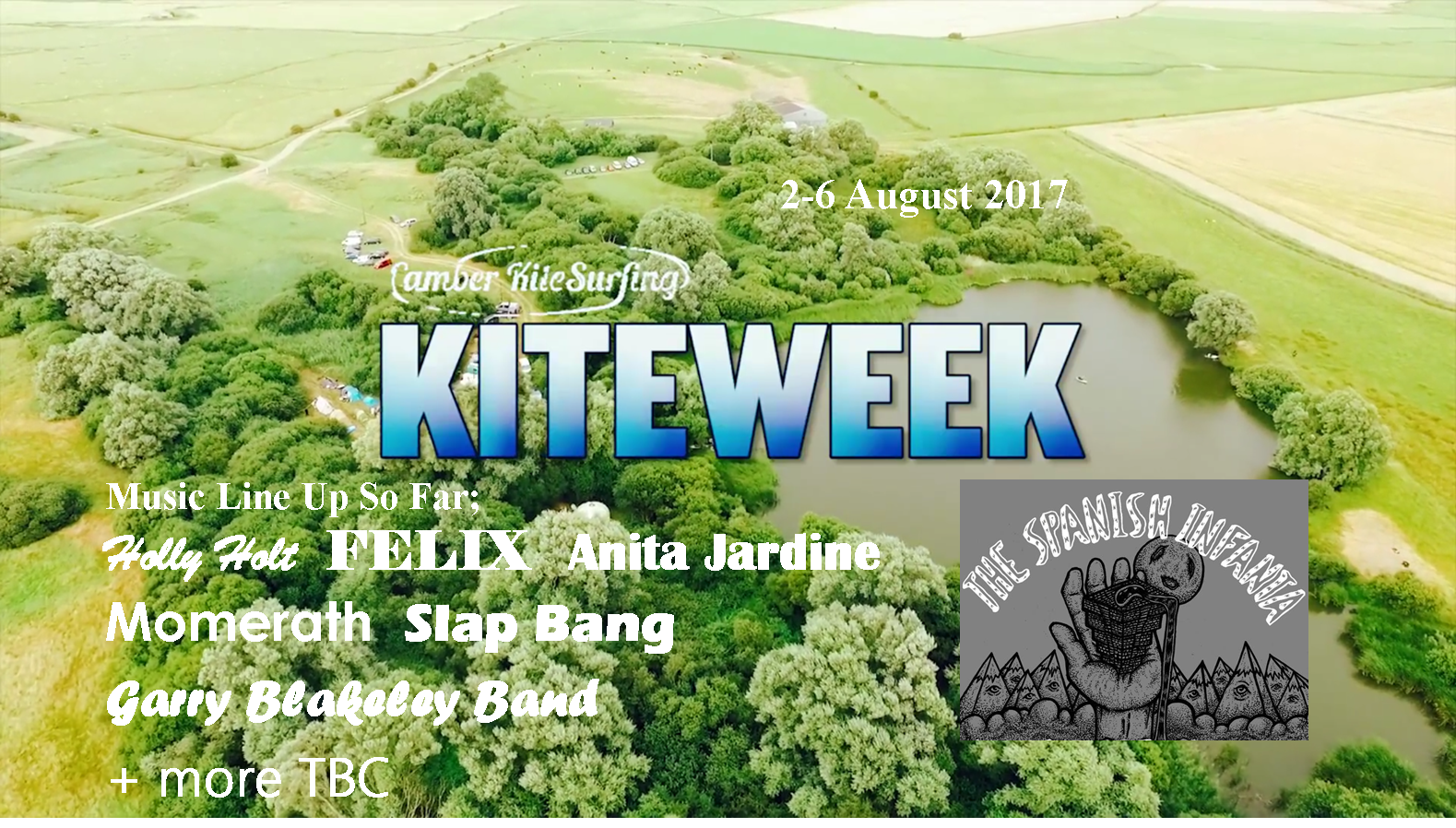 Kite Week Music