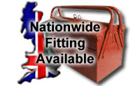 Nationwide Fitting Available