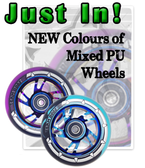 Brand New Wheel Colours