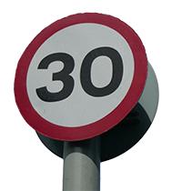 30 Speed Limit