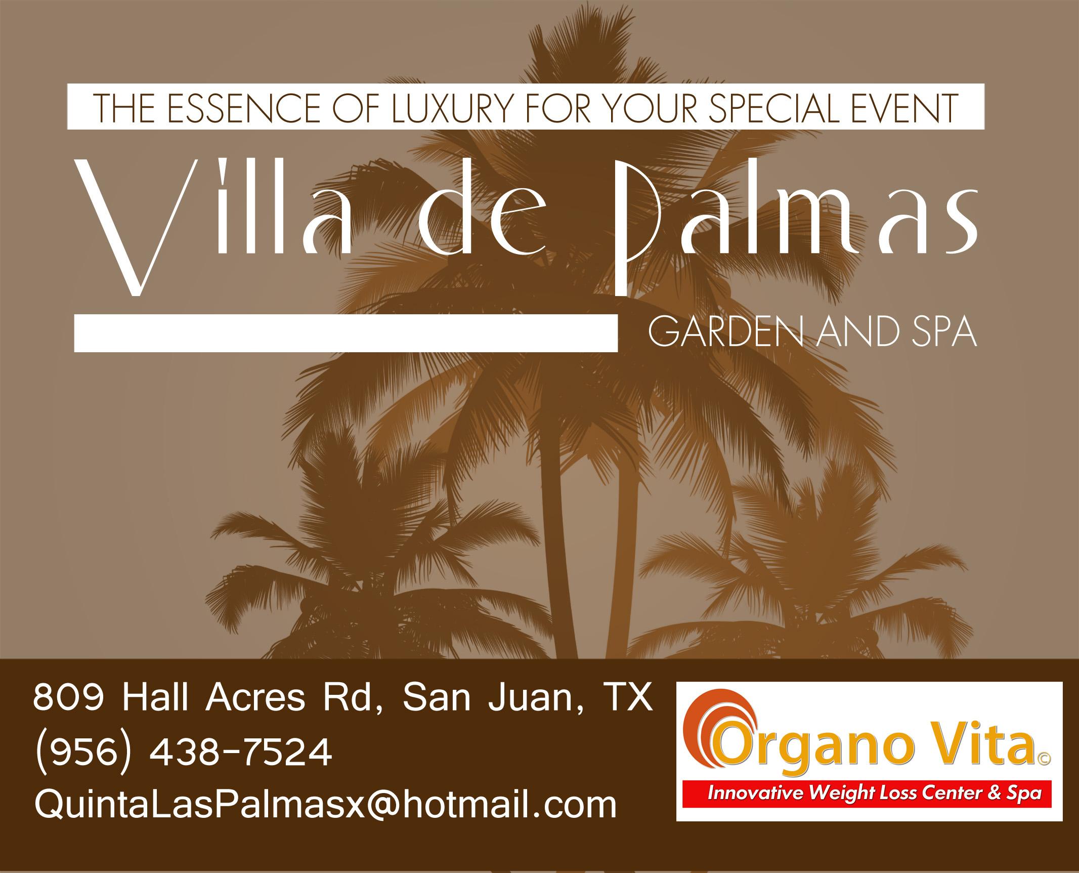 Villa De Palmas Mcallen Tx