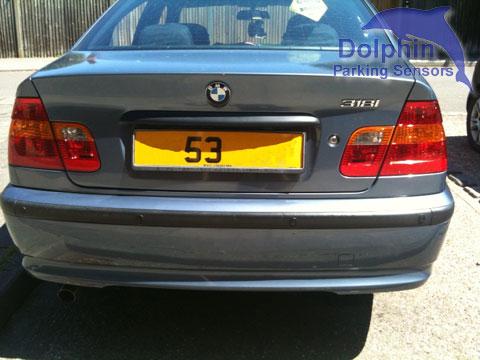 BMW 318I Parking Sensors