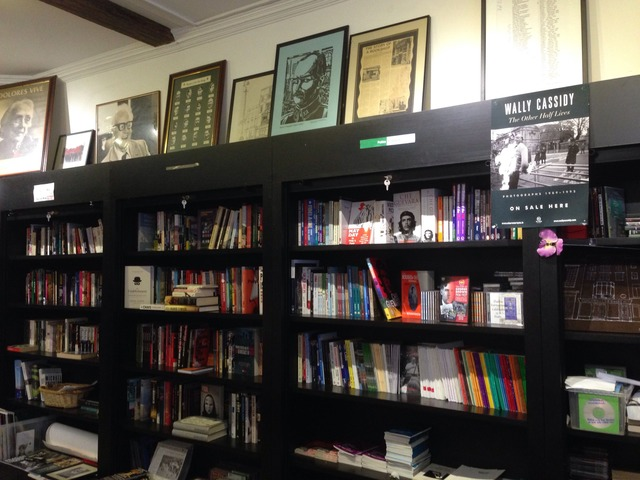 Inside Connolly Books