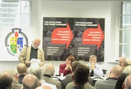 Challenges for Trade Unionism Launch