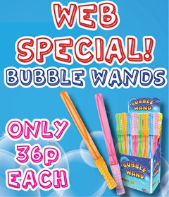 Wholesale Bubble Wands
