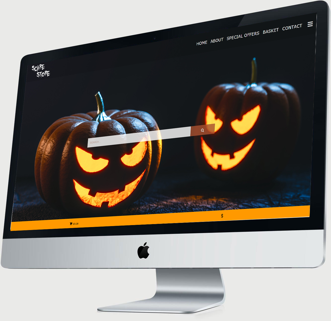 Scare Mac Display