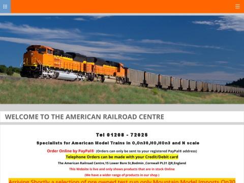 The American Railroad Centre