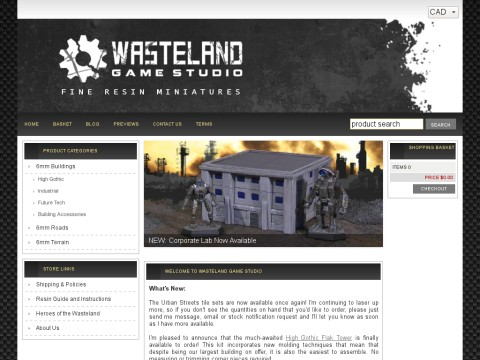 Wasteland Game Studio