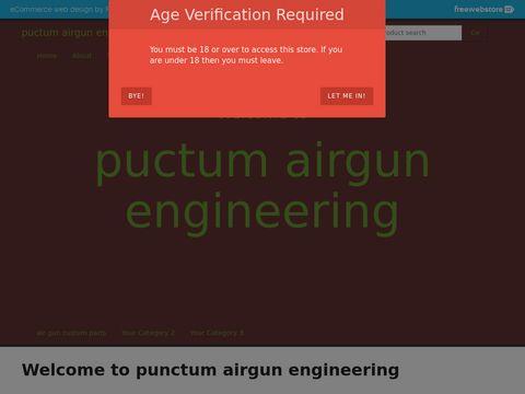 puctum airgun engineering