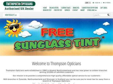 7181e8d165e89e Thompson Opticians Online Shop