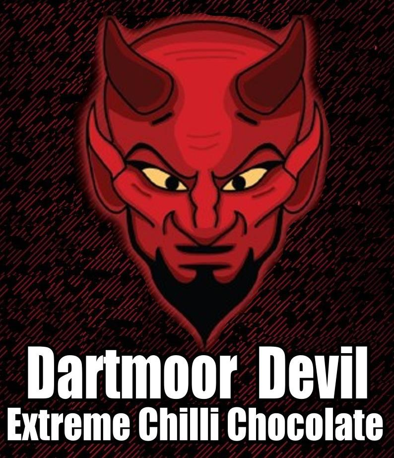 Dartmoor Devil white chocolate