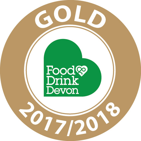dartmoor goblin - gold award at devon food and drink awards