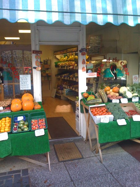 Pick of the crop - greengrocers
