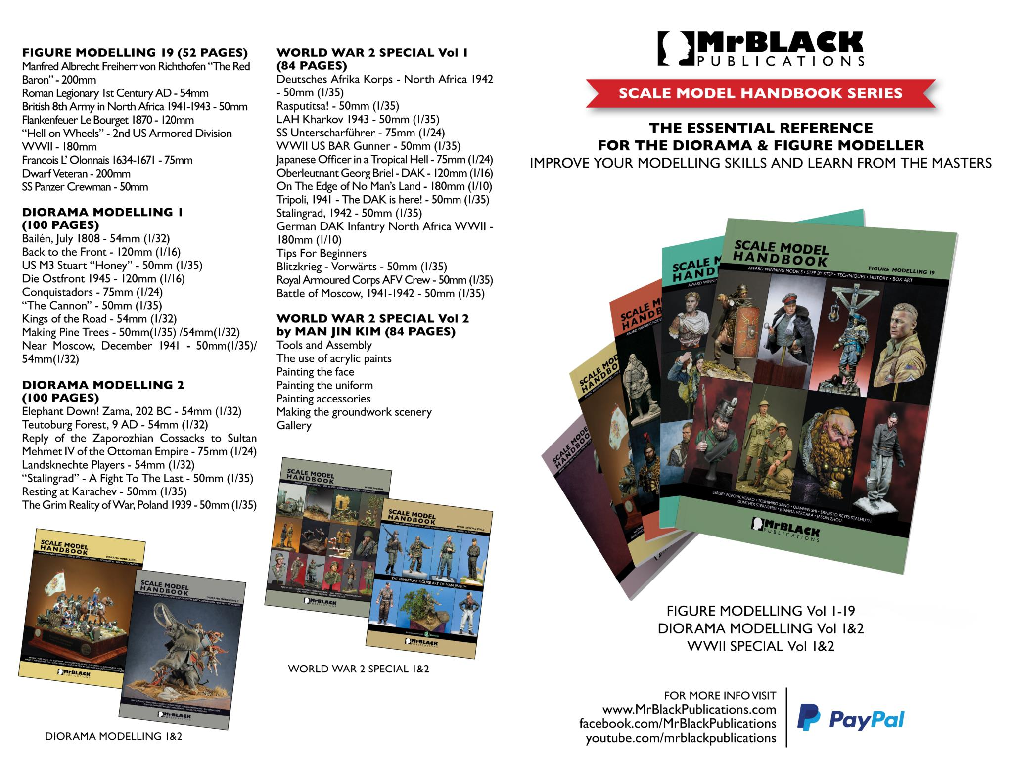 Mr Black Publications Books Index