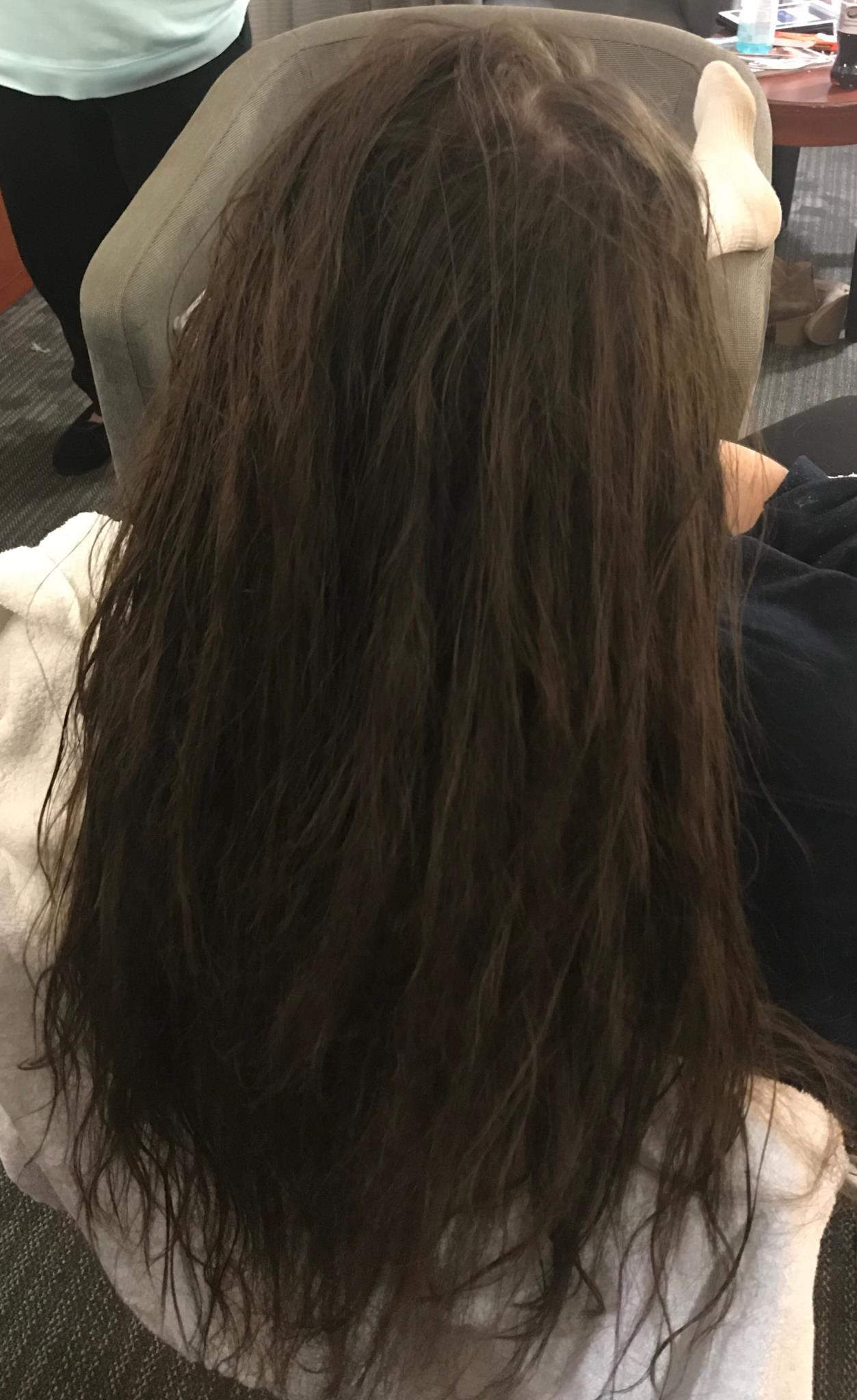DO NOT CUT YOUR HAIR! You Are Attached To Your Hair