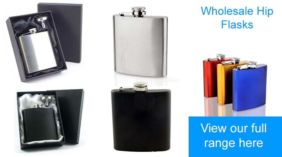 Wholesale Hip Flasks