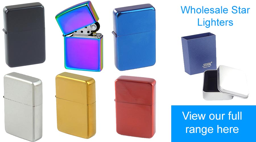 Wholesale Star Lighters