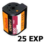 APS Film 25 EXP