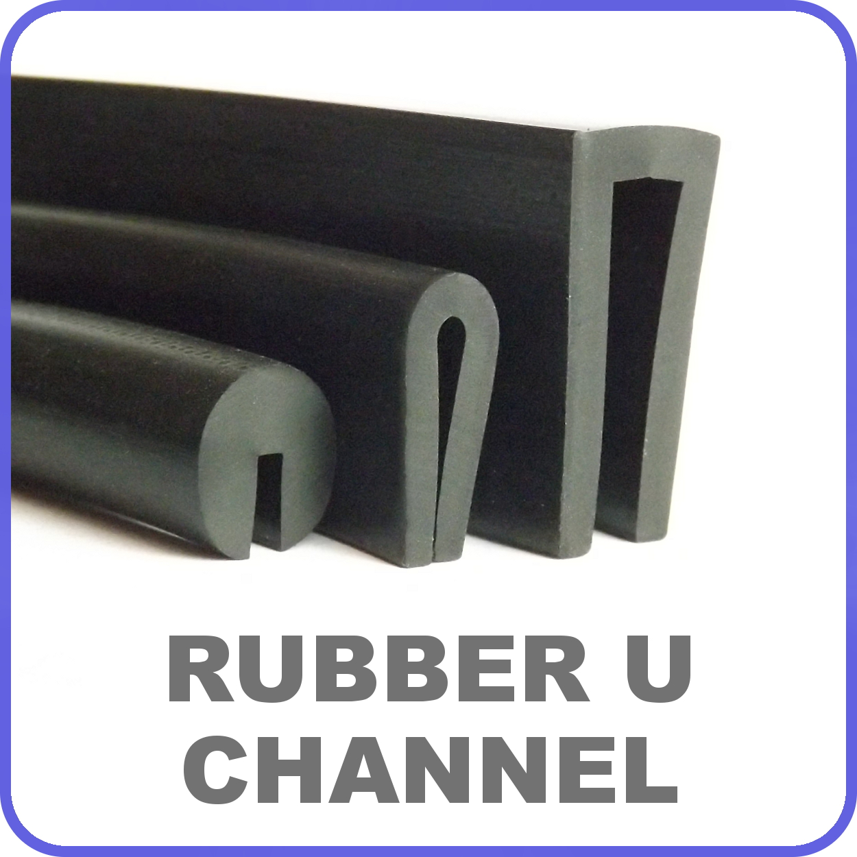 Rubber Lining For Car Door Rubber Seal Strip Gasket For