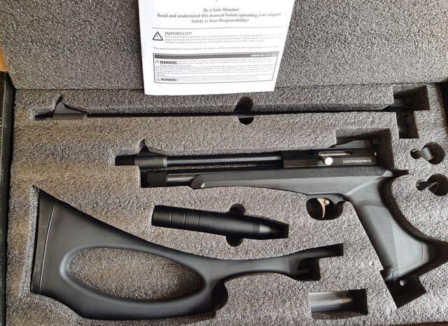 T R Robb Airgun Specialist Online Home Page