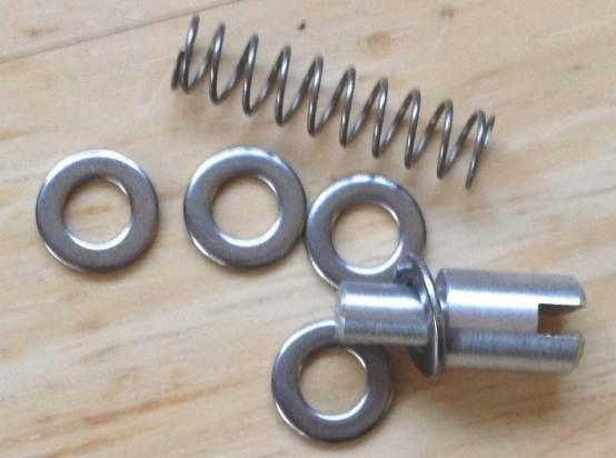 Fitting the Crosman Trigger Kit
