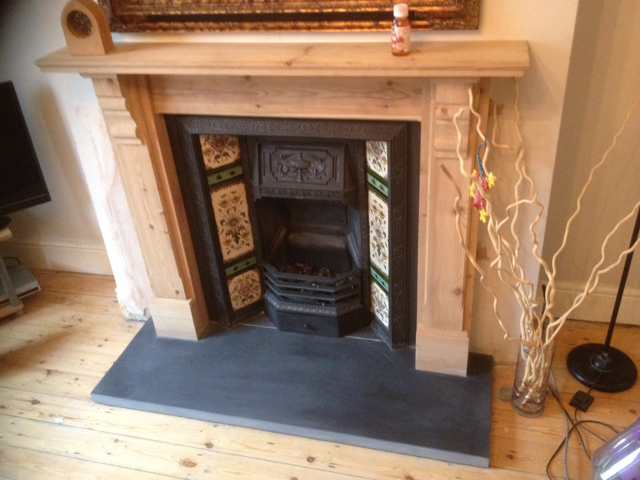 Decorative Fireplace Useful Information