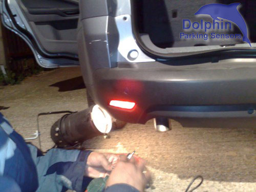 Parking Sensor Installation