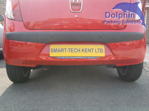 Hyundai i10 Parking Sensors Fitted