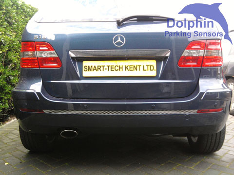 Mercedes B Class Parking Sensors Navy