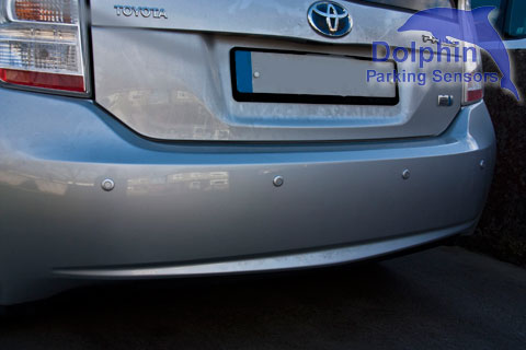 Parking Sensors in Bumper