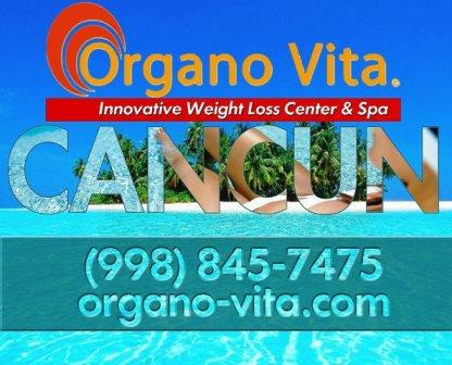 ORGANO VITA CANCUN MEXICO
