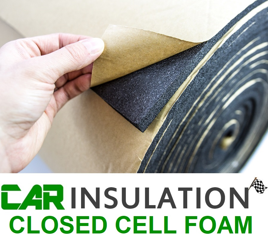 CLOSED CELL FOAM SOUNDPROOFING