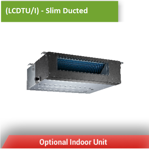 C&H (LCDTU/I) Slim Duct