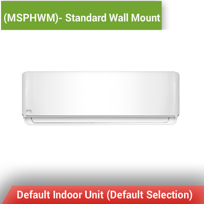 Cooper Hunter High Wall Mount Mini Split