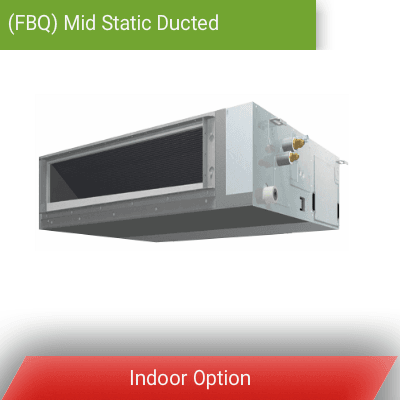 Daikin SkyAir Series FBQ Ducted Indoor