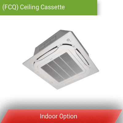 Daikin FCQ SkyAir Series Ceiling Cassette