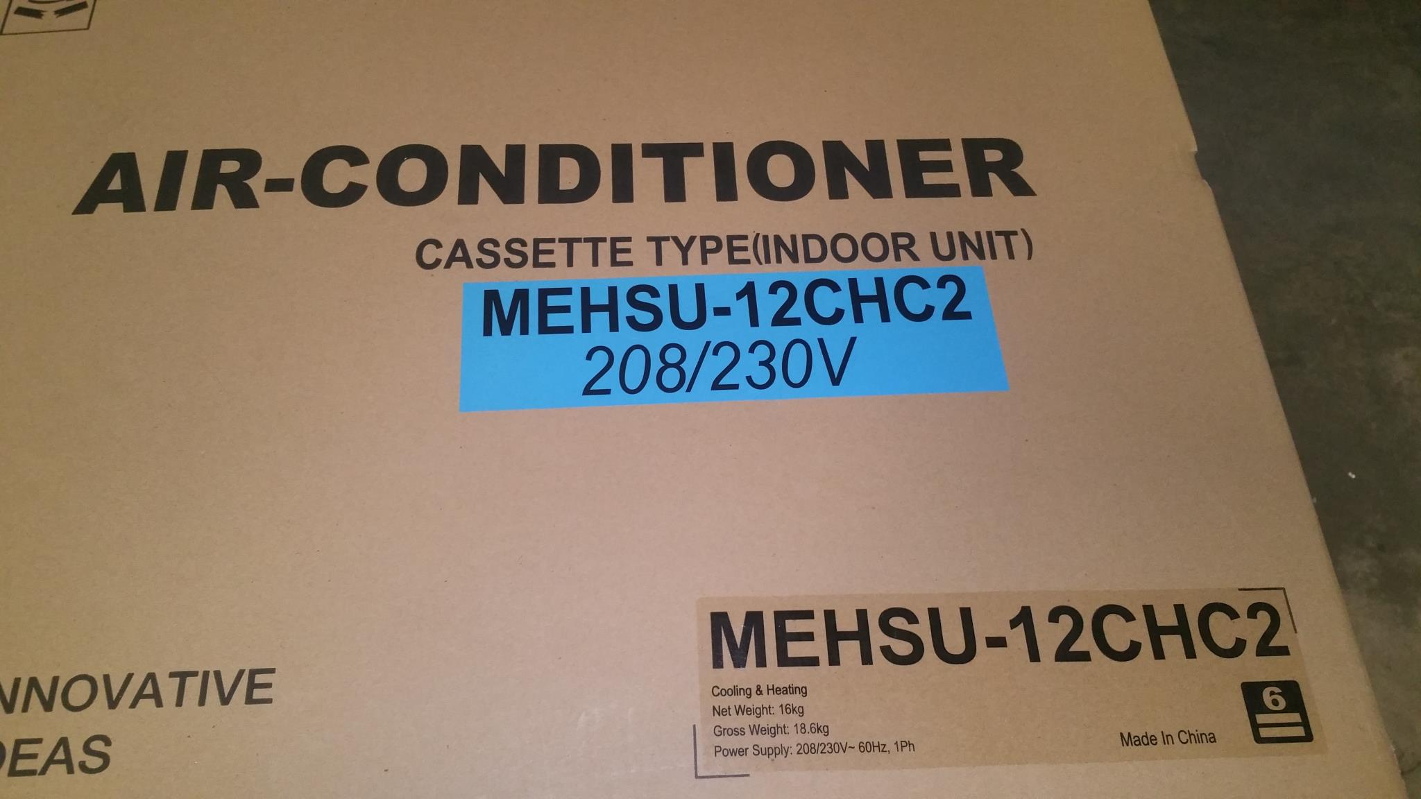 Cassette Panel Installation For Chc Cassettes Midea Air Conditioner Wiring Diagram