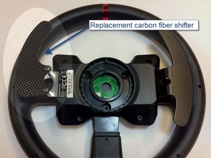 GT Ring System for Thrustmaster Wheels