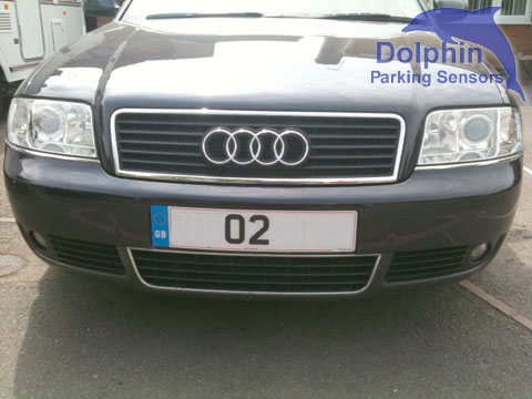Dolphin Parking Sensors For Audi A6 Avant