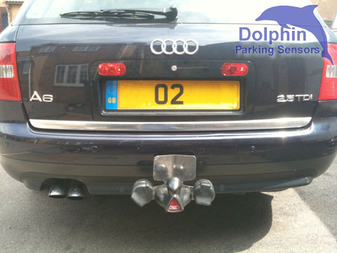 even work with towbar fitted