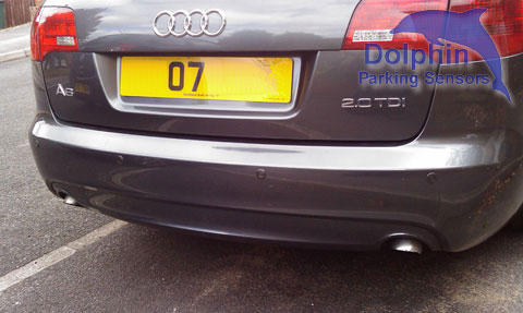 Audi a6 reverse sensors not working
