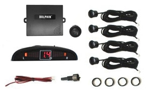 Xvision front parking sensors fitting instructions